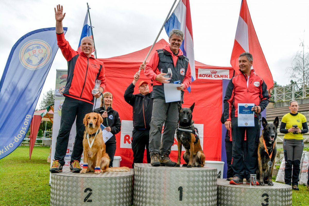 24. IRO svetovno prvenstvo reševalnih psov