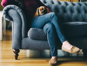 Polovica žensk naj bi petkov večer raje preživela v pasji družbi, kot pa s partnerjem