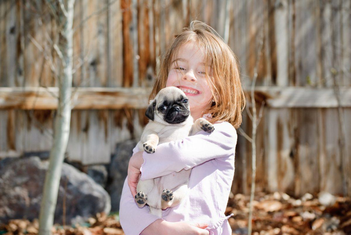 Otroci, ki odraščajo v pasji družbi, so bolj zdravi