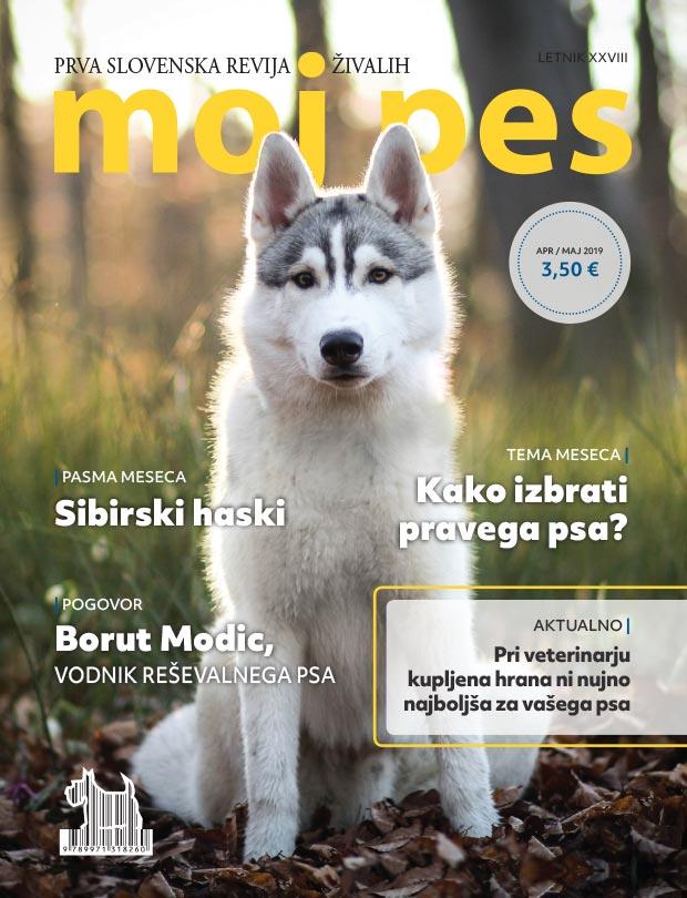 Tiskana številka: april/maj 2019