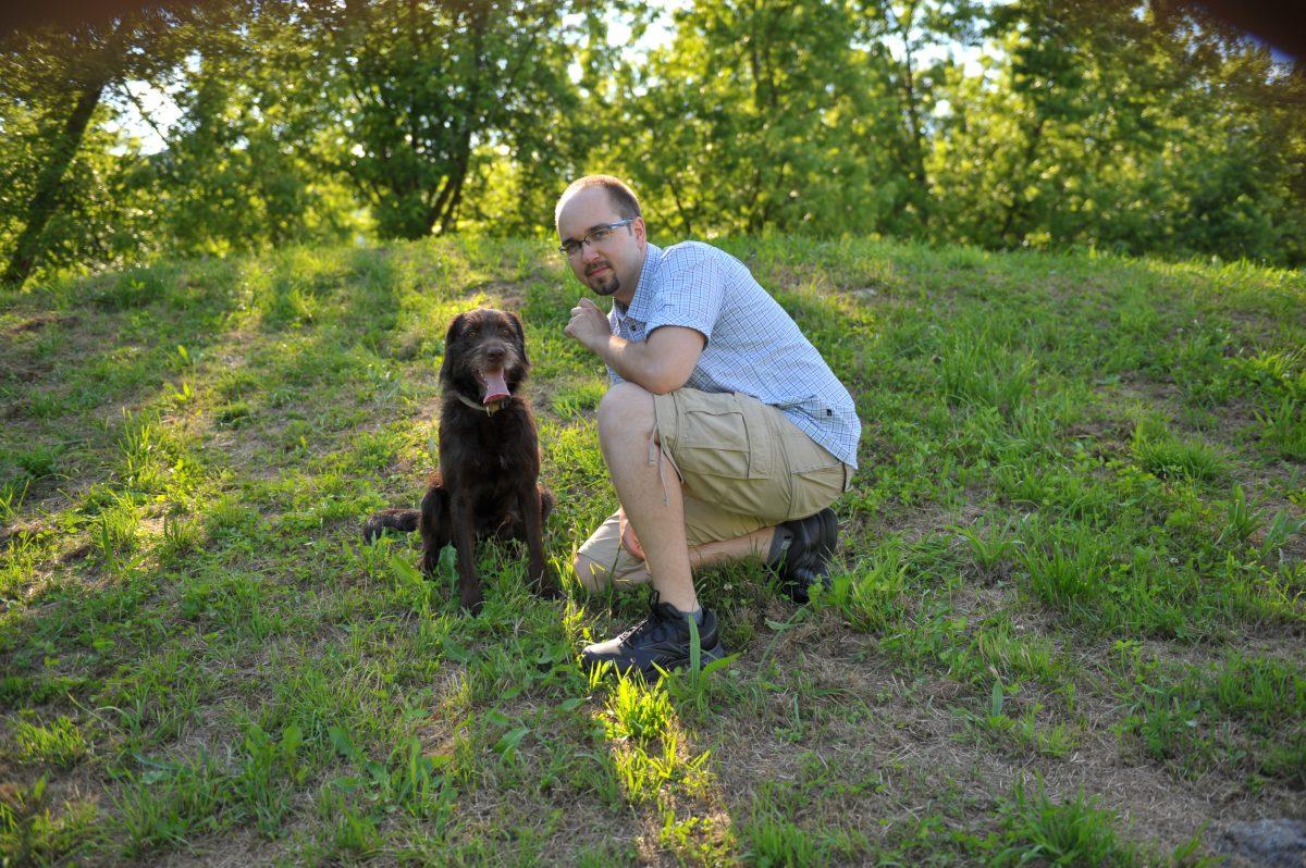 Pogovor: Tilen Mlakar, pasji behaviorist