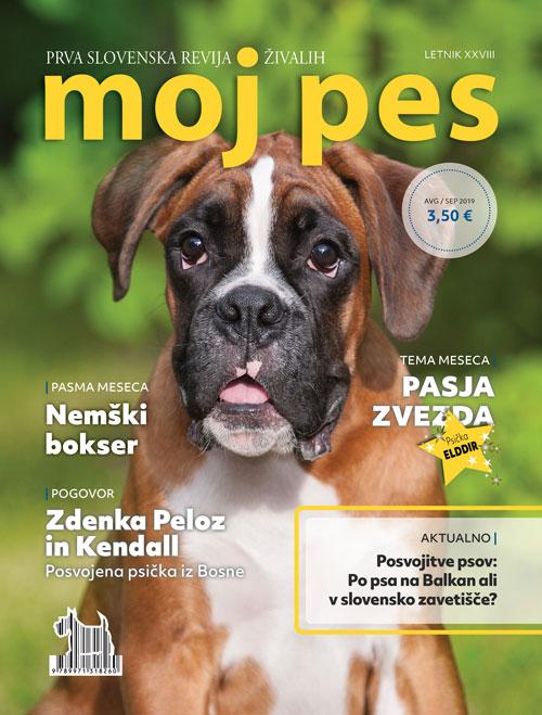 Tiskana številka: avgust/september 2019