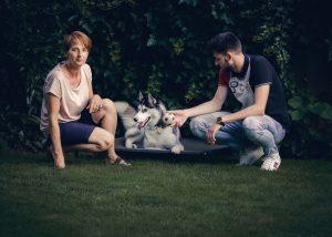 Spoznajte Elddir, prvo pasjo zvezdo revije Moj pes