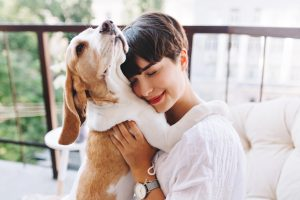 Ljudje, ki imajo psa, živijo dlje