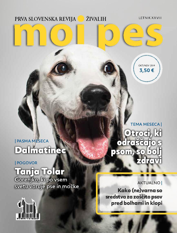 Tiskana številka: oktober/november 2019