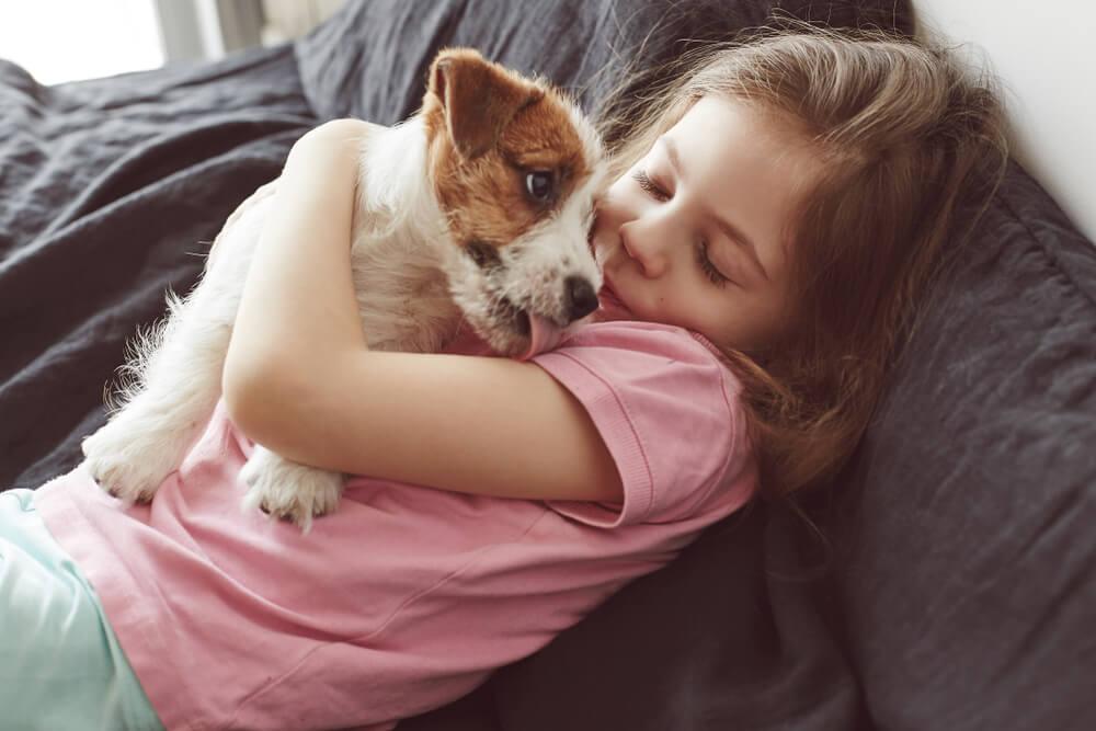 Pes več kot 24 ur varoval pogrešano 3-letno avstralsko deklico