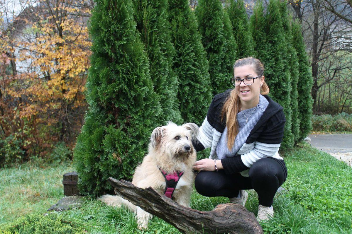 Pogovor: Katjuša Rajovec, Zavod Muri, sanja o domu za starejše pse