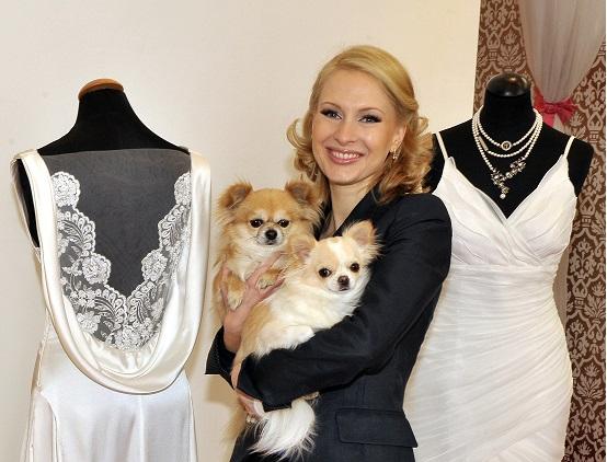 Maja Ferme: »Če smo mi spoštljivi do psov, so tudi oni do nas«