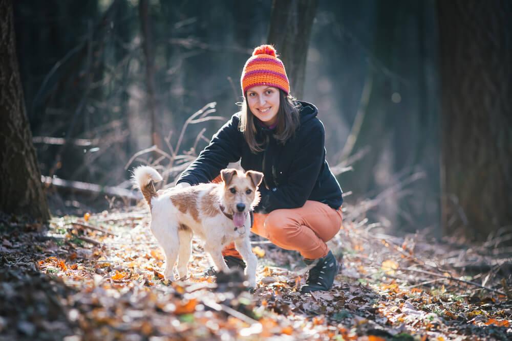 Po 12 letih izginula psička najdena 1800 kilometrov stran od doma
